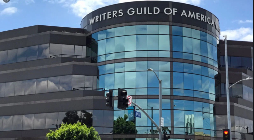how to submit a screenplay to writers guild