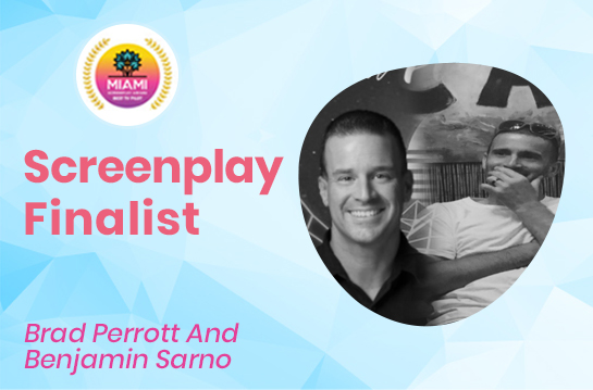 Brad Perrott & Benjamin Sarno